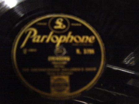 Obernkirchen Childrens Choir - Happy Wanderer - Parlophone R3799