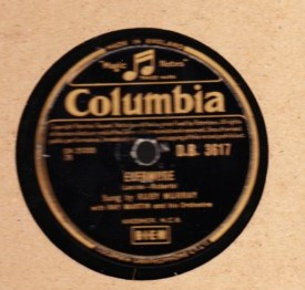Ruby Murray - Evermore / Bambino - Columbia D.B. 3617