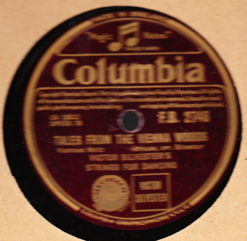 Victor Silvester - Wine Women & Song - Columbia FB 2746