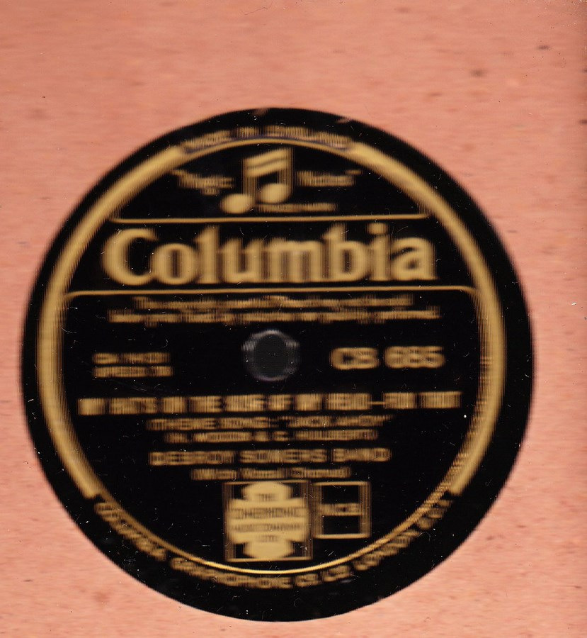 Debroy Somers / The Cavaliers - Columbia CB.685