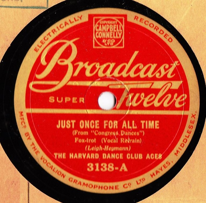 Harvard Dance Club Aces - Live Laugh Love - Broadcast Twelve 313