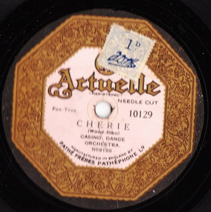 Casino Dance Orchestra - Sweetheart - Actuelle 10129