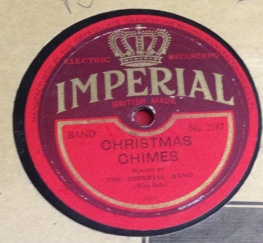 The Imperial Band - Cathedral Chimes - Imperial 2187