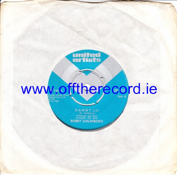 Bobby Goldsboro - Honey U.A. UK 4270
