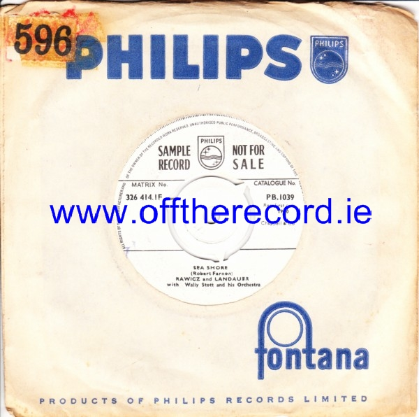 Rawics & Landauer - Bahama Rumba - Philips UK Demo 4288