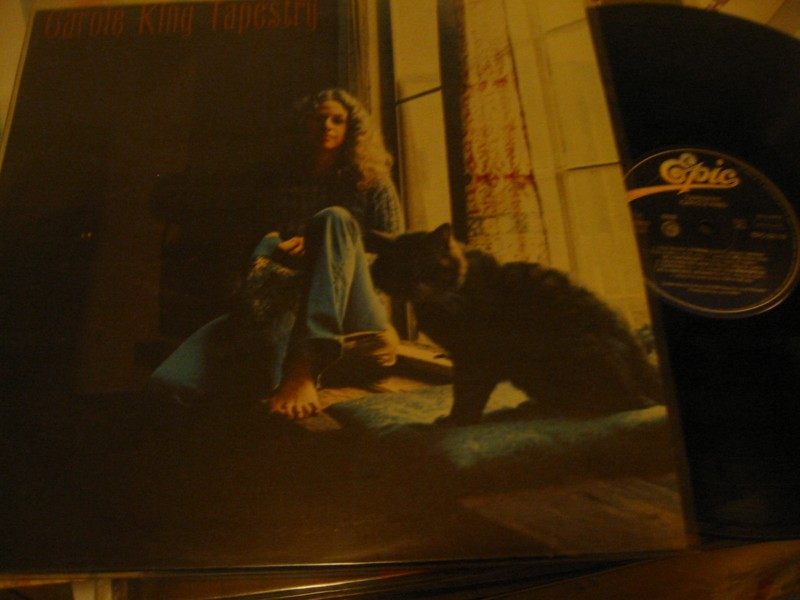 CAROLE KING - TAPESTRY - EPIC HOLLAND 1970s