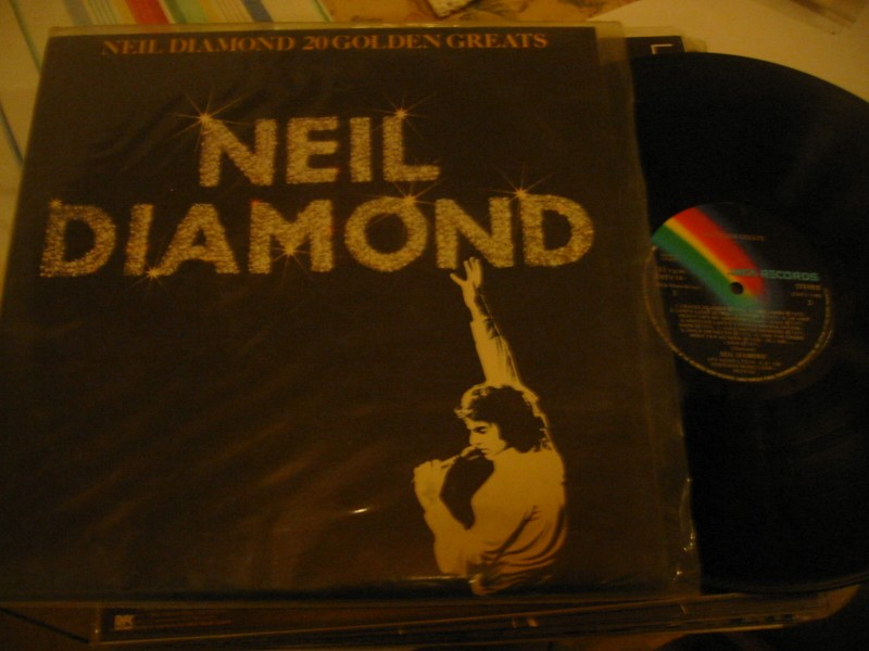 NEIL DIAMOND - GREATEST HITS - MCA IRISH 1970s