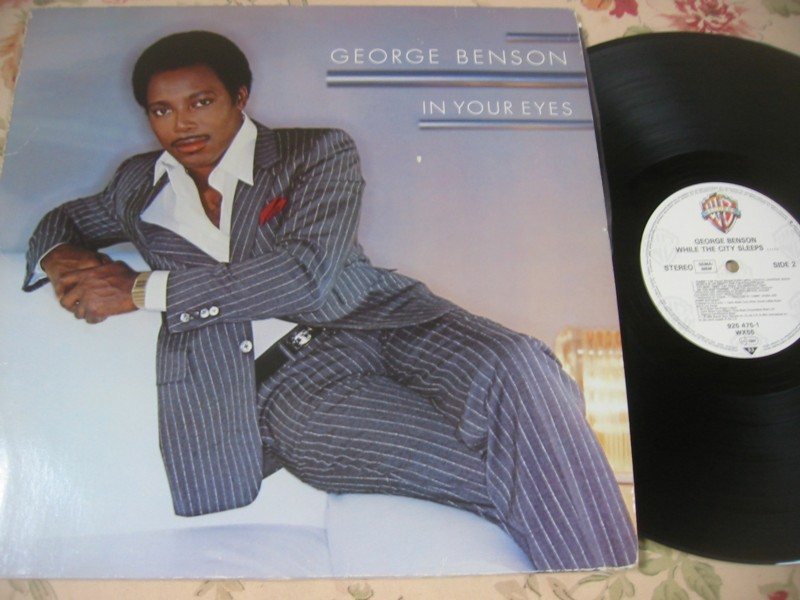 GEORGE BENSON - IN YOUR EYES - 1983