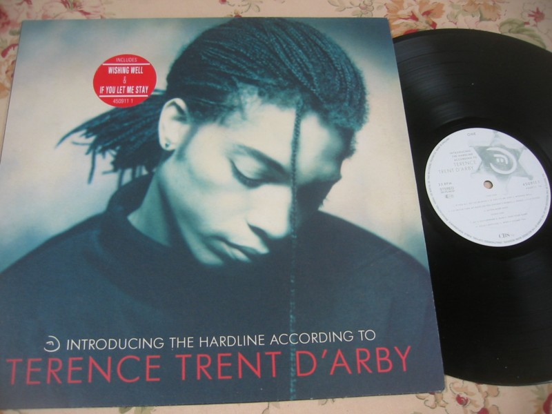 TERENCE TRENT DARBY - INTRODUCING - CBS 1989 UK