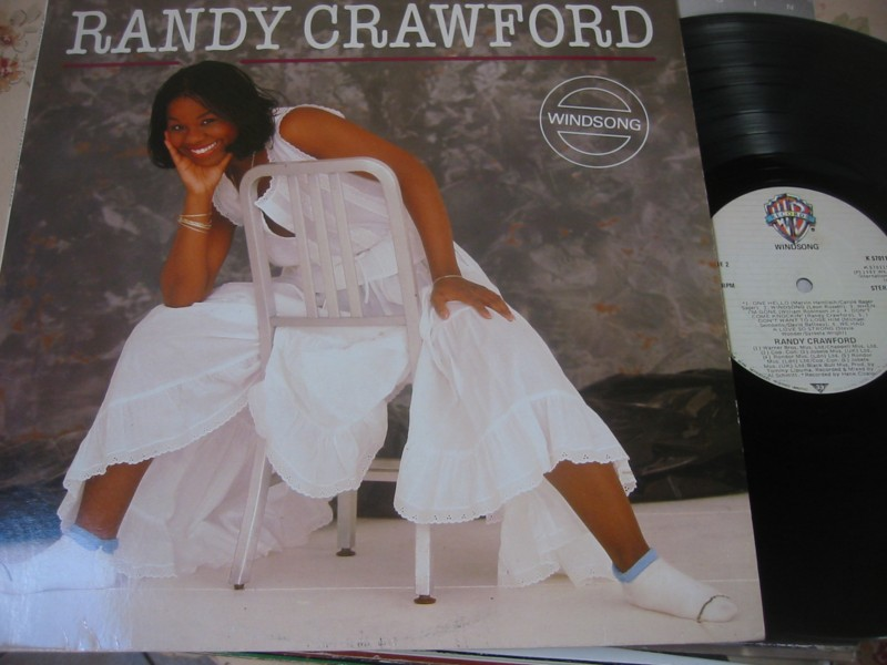 RANDY CRAWFORD - WINDSONG - WARNER 1982