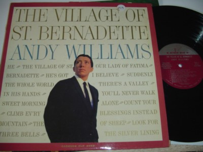 ANDY WILLIAMS - VILLAGE St. BERNADETTE - CADENCE { 249