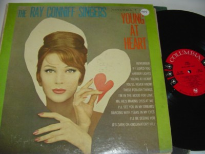 RAY CONNIFF - YOUNG AT HEART - COLUMBIA { 259