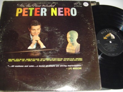 PETER NERO - FOR THE NERO MINDED - RCA { 270