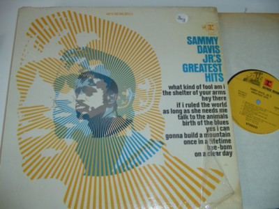 SAMMY DAVIS jnr - GREATEST HITS - REPRISE 303