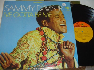 SAMMY DAVIS jnr - I'VE GOTTA BE ME - REPRISE 304
