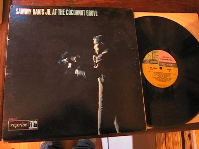 SAMMY DAVIS Jnr - COCONUT GROVE 2LP - REPRISE { M 109