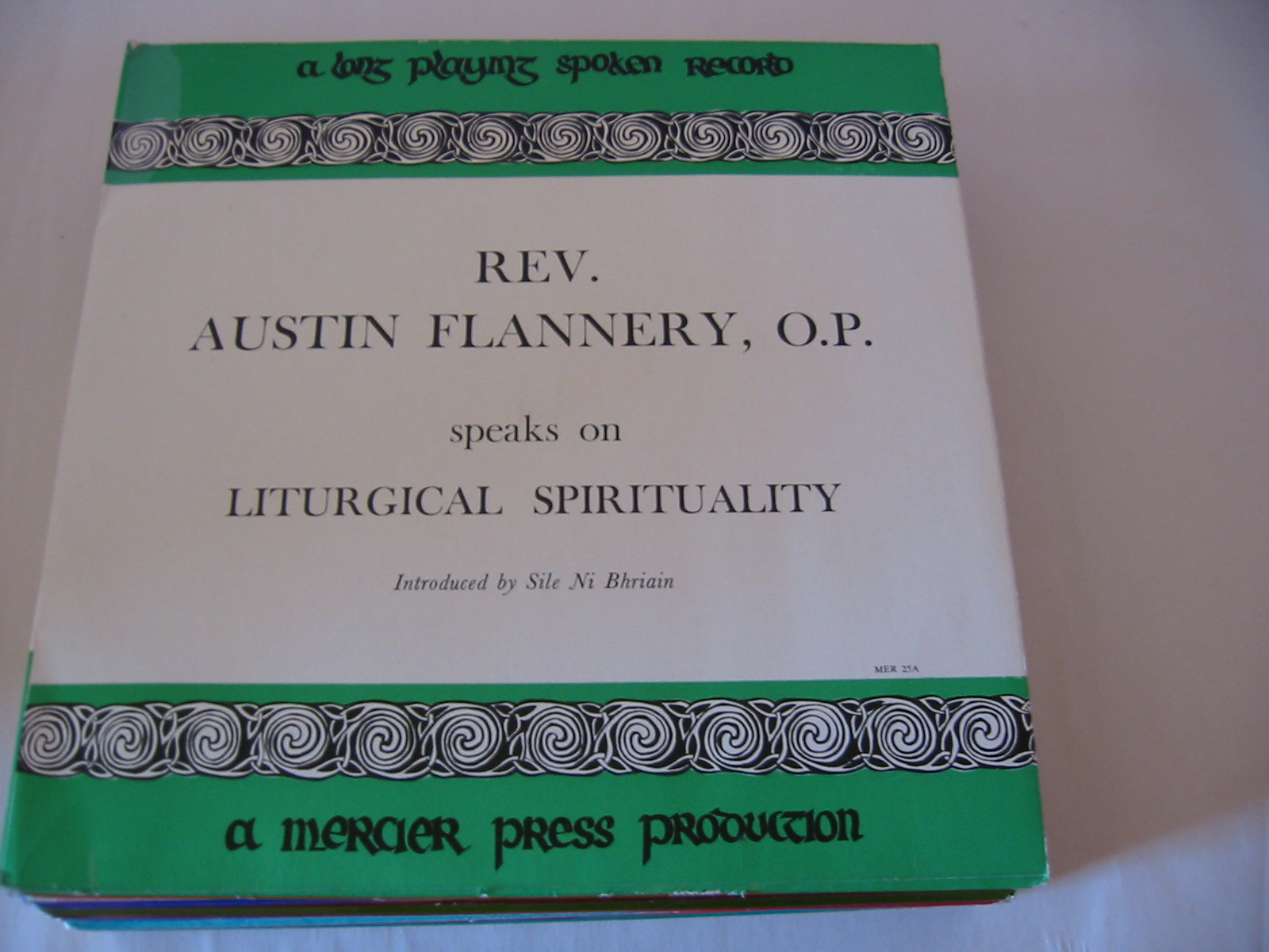 MER 25 - Austin Flannery & Reginald Masterson - Mercier Press