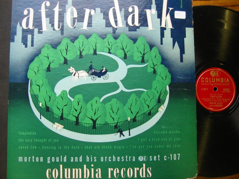 MORTON GOULD - AFTER DARK - COLUMBIA C 107