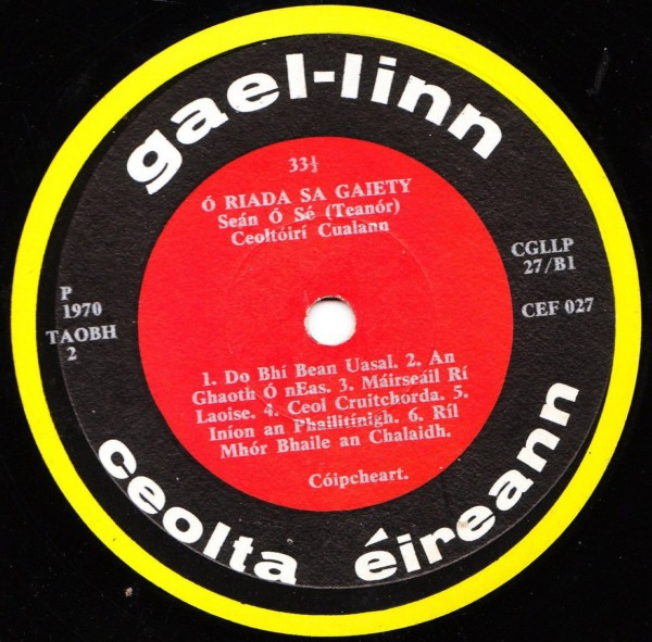 Record Label - Gael - Linn