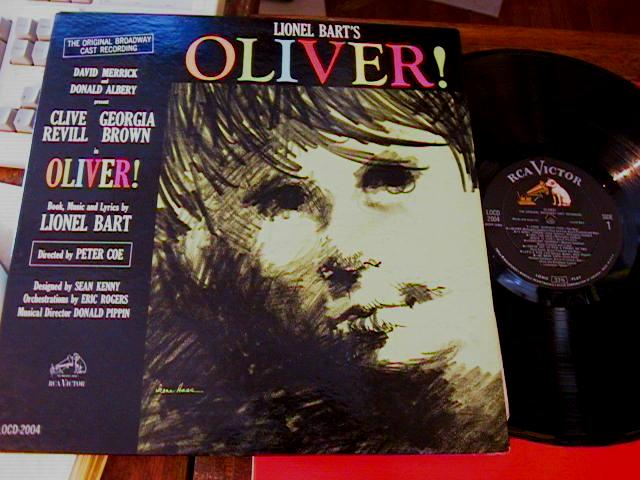 OLIVER - REVILL & BROWN - RCA