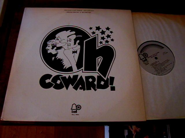 OH COWARD - BELL RECORDS 2 LP