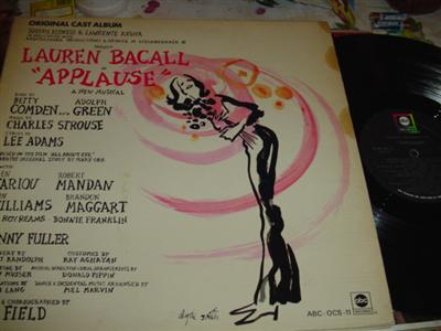 APPLAUSE - LAUREN BACALL - ABC { 286