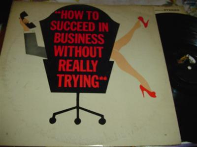 HOW TO SUCCEED IN BUISNESS WITHOUT TRYING - RCA { 284