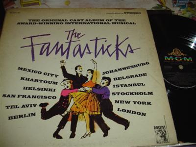 THE FANTASTICKS - ,MGM , { 283