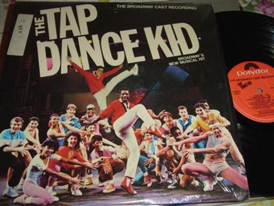 THE TAP DANCE KID - POLYDOR { 281