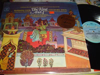 THE KING AND I - COOK & BIKEL - COLUMBIA { 248