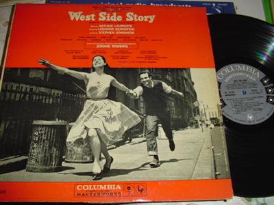 WEST SIDE STORY - COLUMBIA OL 5230 { 205