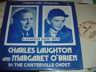 THE CANTERVILLE GHOST - RADIO BROADCAST 1945 { 204