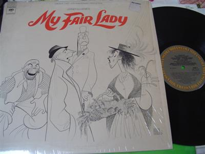 MY FAIR LADY - RICHARDSON & ANDREAS - COLUMBIA { 84