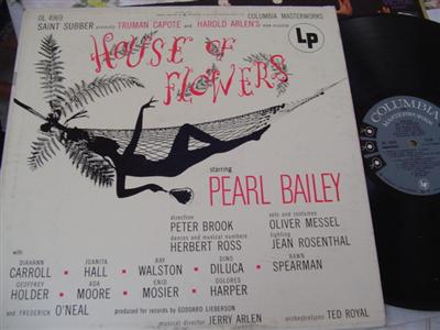 HOUSE OF FLOWERS - PEARL BAILEY - COLUMBIA { 64