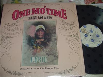 ONE M'O TIME - WARNER BROS 1980 { 2