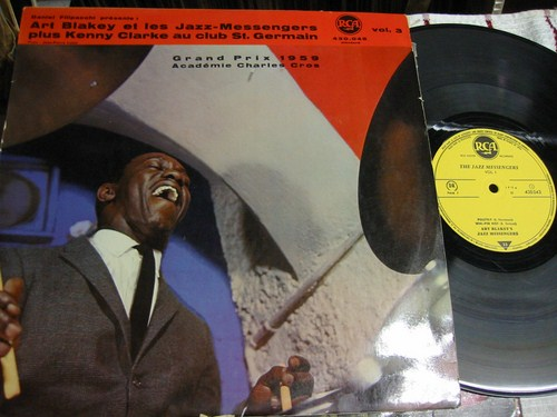 Art Blakey & Jazz Messengers - RCA 430045 Vol 3 - France