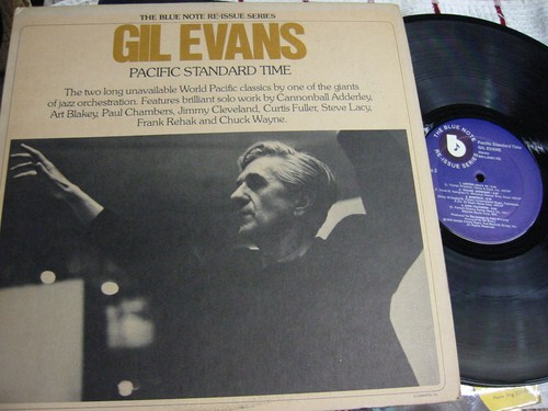 Gil Evans - Pacific Standard Time - Blue Note Reissue