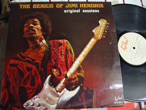 Jimi Hendrix - The Genius of Hendrix - Festival 2 LP French