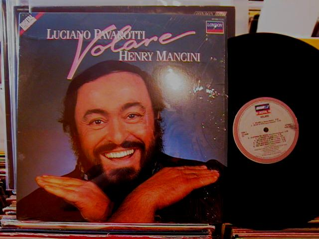 PAVAROTTI - VOLARE MANCINI - LONDON MV 85