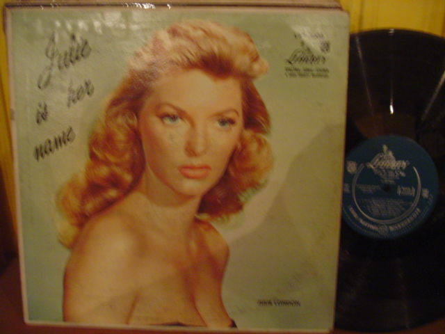 Julie London - Julie is her name - Liberty Mono USA { Myres