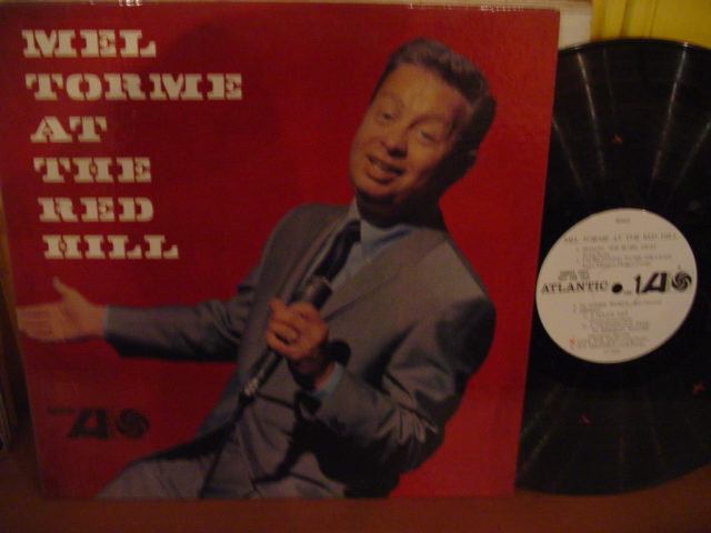 Mel Torme - At the Red Hill - Atlantic USA Promo Demo { My
