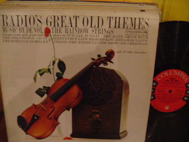 Frank De Vol - Radio Great Themes - Columbia USA { Myers }
