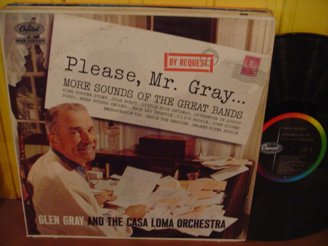 Glen Gray - Please Mr. Gray - Capitol USA { Myers }
