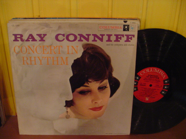 Ray Conniff - Concert in Rhythm 2 - Columbia Mono { Myers