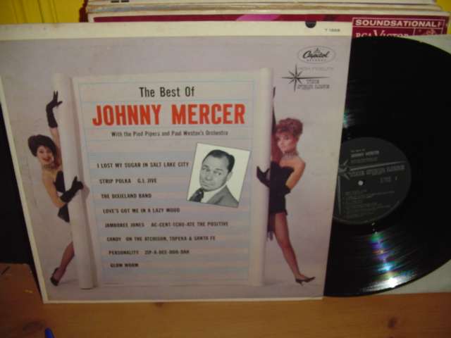 Johnny Mercer - The Best of - Capitol Mono 1962 { Myers }