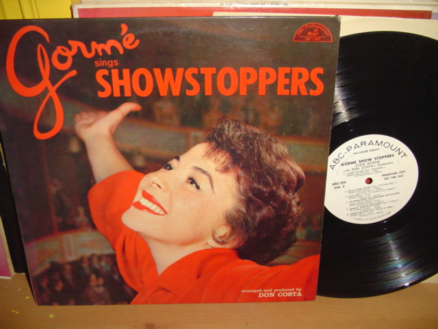 Eydie Gorme - Showstoppers - ABC Promo Demo 1960s USA { Myers