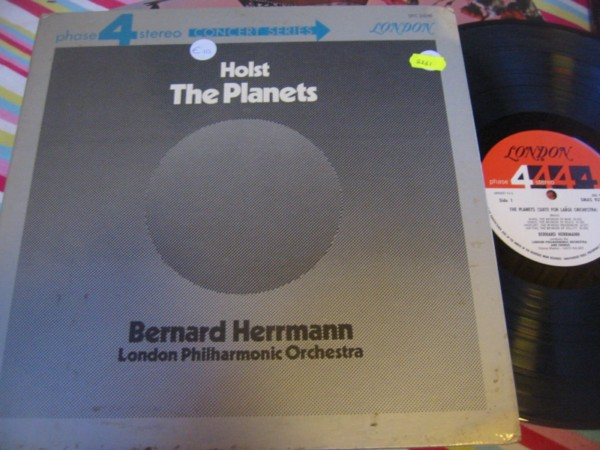 SPC 21049 - HOLST - THE PLANETS - HERRMANN R 2261