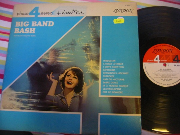 SP 44017 - TED HEATH - BIG BAND BASH R 2268
