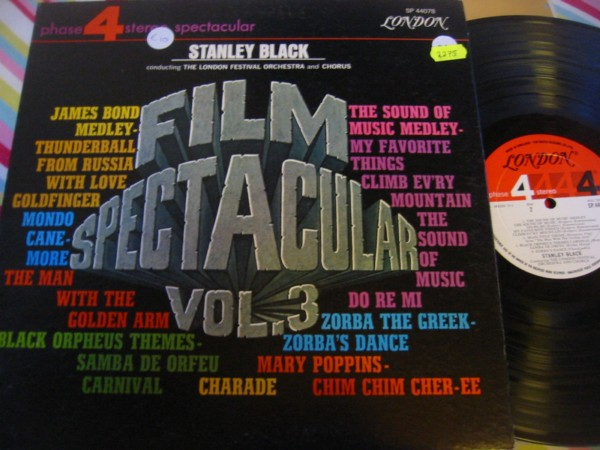 SP 44078 - STANLEY BLACK - FILM SPECTACULAR VOL 3 R 2275