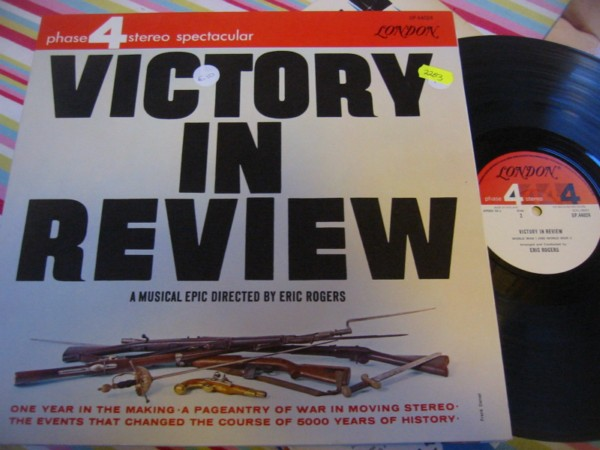 SP 44024 - ERIC RODGERS - VICTORY IN REVIEW R 2283